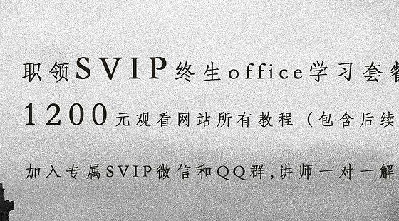 NBOffice全能型办公SVIP永久套餐(永久学习卡)